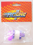 1/10th Scale Purple Chrome Air Filter