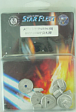 A Call to Arms: Star Fleet - Shuttles (6) Unpainted Miniatures  ADB37007