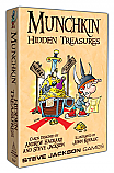 Munchkin Hidden Treasures expansion card game by Steve Jackson Games SJG1507