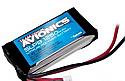 Team Orion Avionics Lipo Battery SLPB 1250 mAh 2S-1P 7.4V  ORI60004