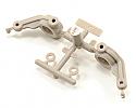 HPI Racing White High Performance Trailing Block Set/Blitz Series HPI104660
