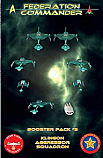 Federation Commander: Klingon Aggressor Squadron - Booster Pack #5  ADB4205