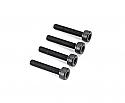 DU-BRO Socket Head Cap Screws 3 x 15mm (4)  DUB2124