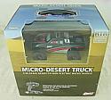 Losi Micro-Desert 1/36th Scale RTR R/C Truck w/Grey Body LOSB0233T3