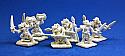 Dark Heaven Bones Kobold Fantasy Miniatures(6 pcs)  RPR77010 Reaper Miniatures