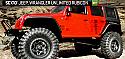 Axial SCX10 '12 Jeep Rubicon Unlimited 1/10 Scale 4WD Rock Crawler Kit AXIAX90027