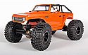 Axial Racing Deadbolt Clear Body/AX10/SCX10/Wraith  AXIAX04039