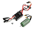 Castle Creations 1/18 Mamba Micro X ESC w/4100Kv Motor Combo  CSE010-0147-01
