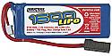DuraTrax LiPo 2S 7.4V 1600mAh 20C 1/16 1/18 Mini Pack/Traxxas  DTXC1856