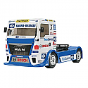Tamiya Team Hahn Racing MAN TGS 1/14th Scale Race Truck Kit w/ESC TAM58632
