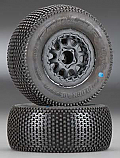 Pro-Line Racing Blockade SC 2.2 /3.0 M4 SS Short Course Tires Mounted