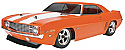 HPI Racing 1969 Chevy Camaro Body Painted Orange 200mm/HPI Sprint 2 S  HPI106985