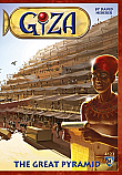 Giza - the Great Pyramid Board Game by Mayfair Games  MFG4122