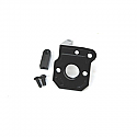 Axial Racing Wraith Black CNC Aluminum Transmission Back Plate