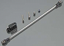 Traxxas Spartan Rudder Pushrod Assembly