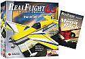 Great Planes Realflight G6.5 R/C Flight Simulator w/Airplane Megapack & USB Interlink Controller (Mode 2) GPMZ4480