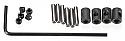 Tamiya TA04R/TRF414M/TB Cross Joint for the Universal Shaft Set
