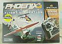 Phoenix Flight Simulator v4 w/DX5E 2.4Ghz DSMX Transmitter RTM40R5510