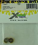 Xtreme Racing Ceramic Ball Bearings 5 x 10 x 4mm (2)  XTR11006C2