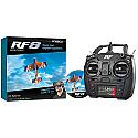 Great Planes RealFlgiht 8 (RF-8) Mode 2 Flight Simulator w/Interlink Elite USB Controller GPMZ4550