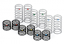 Pro-Line Powerstroke Shocks Front Spring Assortment Slash/Slash 4x4