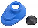 RPM 1/10 Scale Molded Gear Cover Blue/Team Associated SC10/SC10B/T4/B4  RPM70265