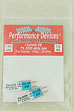 75Mhz AM Crystal Set for Futaba/Hitec/JR Radios - Channel 88