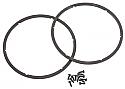 DuraTrax Rear Tire Holder Plate/DXR500  DTXC4857