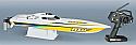 """Aquacraft Rio EP 26"""" RTR 2.4ghz Radio Controlled Superboat AQUB1800"""