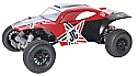 JConcepts Illuzion BAJR Slash Desert Clear Body  JCO0080
