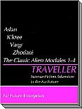 Traveller RPG: Collectors Edition: Aliens 1-4 by Far Future Enterprises  FFE0021