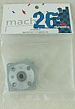 Dynamite Mach .26/.28/.32 Nitro Engine Pullstart Backplate DYN0942