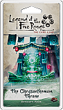 Legend of the Five Rings Card Game: The Chrysanthemum Throne Dynasty Pack FFGL5C05