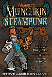 Munchkin: Steampunk Card Game by Steve Jackson Games  SJG1531