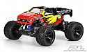 Traxxas 2WD/4WD Stampede Bulldog CLEAR body by Pro-Line