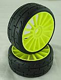 Kyosho Inferno GT2 & 1/8 R1 Rain Compound GRP REVO 2014 Race Tires GMH01-R1