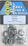 "1/2x3/4x5/32"" Teflon Sealed Bearings (10 Pieces)"