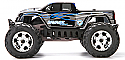 HPI Racing Savage Flux GT-2 Painted Body Black/Gray/Blue  HPI104947