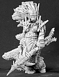 Dark Heaven Legends Frost Giant Princess Unpainted Miniature  RPR03431