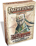 Pathfinder RPG Rise of the Runelords Face Cards Set by Paizo PZO3024