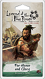 Legend of the Five Rings Card Game: For Honor & Glory Dynasty Pack FFGL5C03