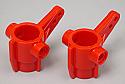 Tamiya TA-01/TA01 Front Upright Set (2)