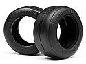 HPI Racing Formula Ten/F10 Bridgestone Hi Grip FT01 Slick Tire FR (2)