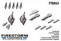 Firestorm Task Force: Sorylian vs Relthoza 2-Player Miniatures Starter Set SGSFTBB03