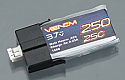 Blade MCPX Micro Heli 3.7V 250mAh LiPo Battery