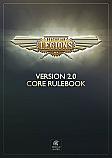 Dystopian Legions: Dystopian Legions Core Rulebook Version 2.0  SGSDLRB01