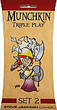 Munchkin Triple Play Expansion Set #2: Easter Eggs/Penny Arcade/Space Ships SJG4242