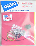 1/10th Scale Aluminum Off-Road Lights by RAM
