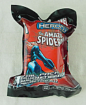 The Amazing Spiderman Heroclix Collectable Miniature Booster Pack WZK70906-S