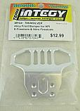 HPI Nitro Firestorm/E-Firestorm Silver Alloy Front Bumper